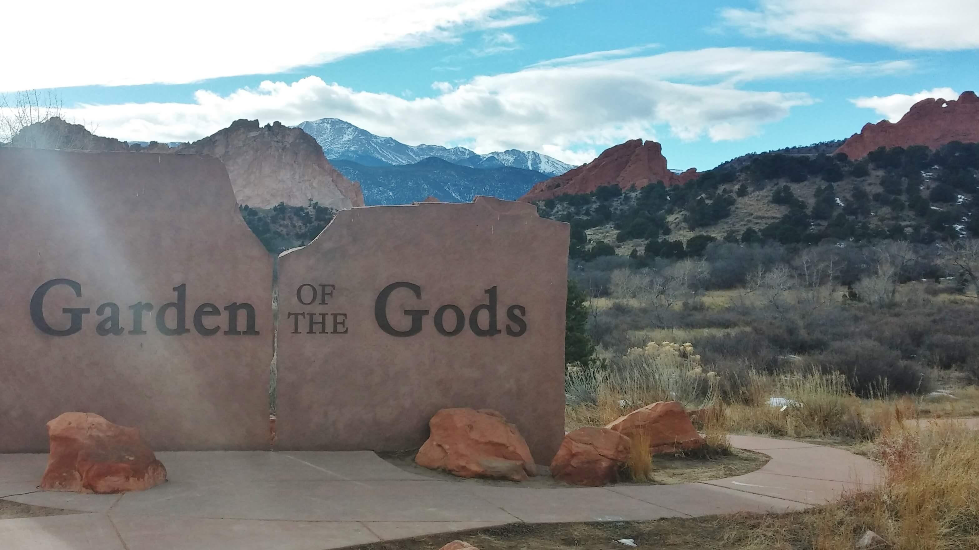 Mac and Mandi's Excellent Colorado Springs Adventure