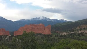 Pikes Peak Overlook