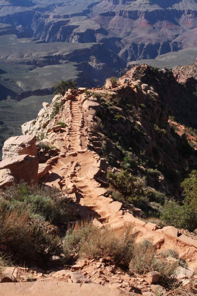 Grand Canyon Trail- Weight Loss Challenge