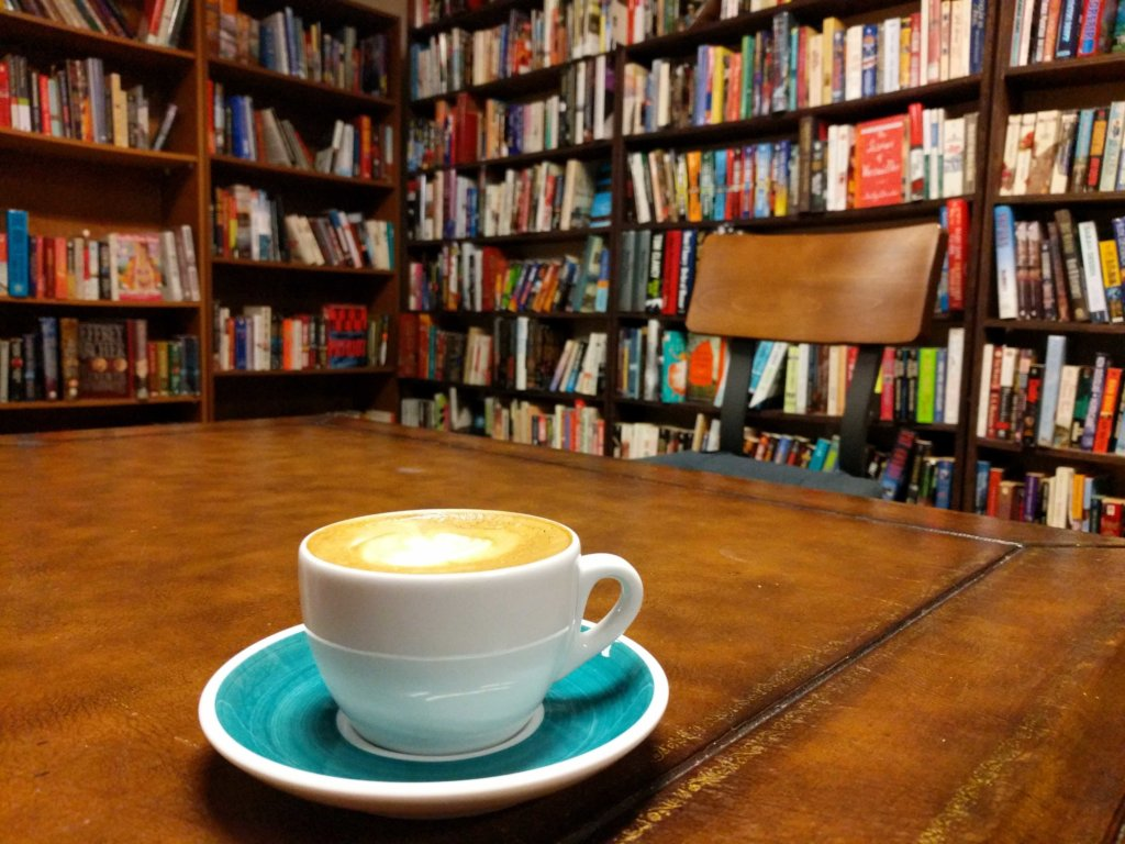 Read more with coffee
